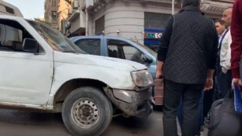 الداخلية تكشف ملابسات حادث دهس شخصين بسيارة يقودها مخمور بالقاهرة