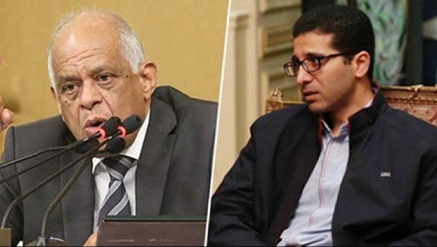 بعد أزمة التحرير.. بيان عاجل من هيثم الحريري للنواب بشأن «حجب المواقع»