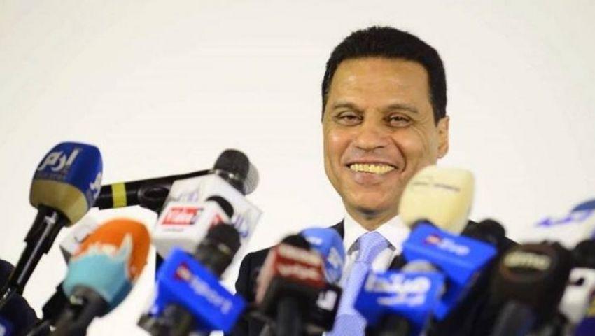 شوبير يطالب جماهير الأهلي بدعم حسام البدري