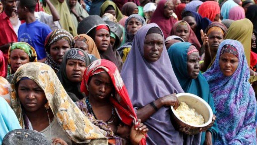 فرانس برس: المجاعة تهدد الصائمين في الصومال