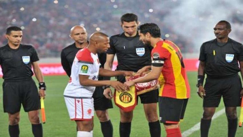 «الكاف» يوقف جهاد جريشة 6 أشهر بسبب مباراة الترجي والوداد