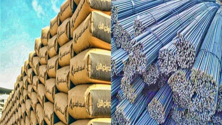 فيديو| أسعار الحديد والأسمنت اليوم الخميس 6 أغسطس 2020