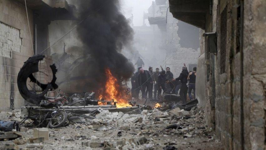 قبيل ذكرى انطلاقها.. ثورة سوريا تئن وجعًا