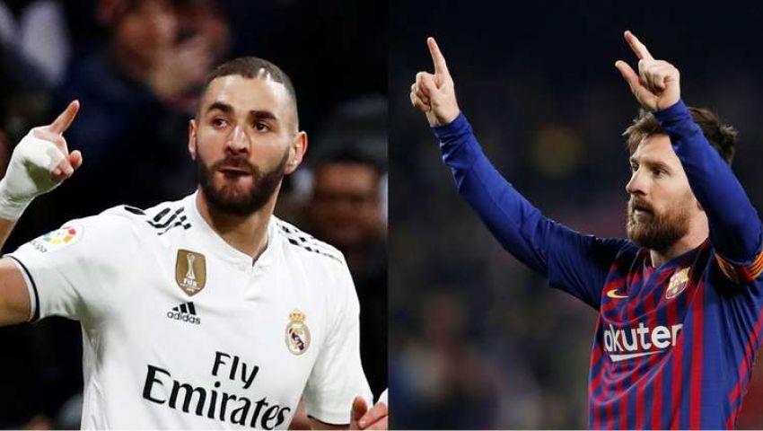 «برشلونة vs ريال مدريد».. ترقب كروي بـ «تويتر» لمباراة الكلاسيكو