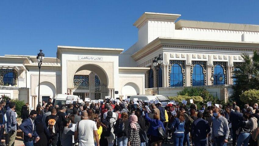 مظاهرات وانقسام في تونس حول تعديل «المرسوم 116».. ما القصة؟