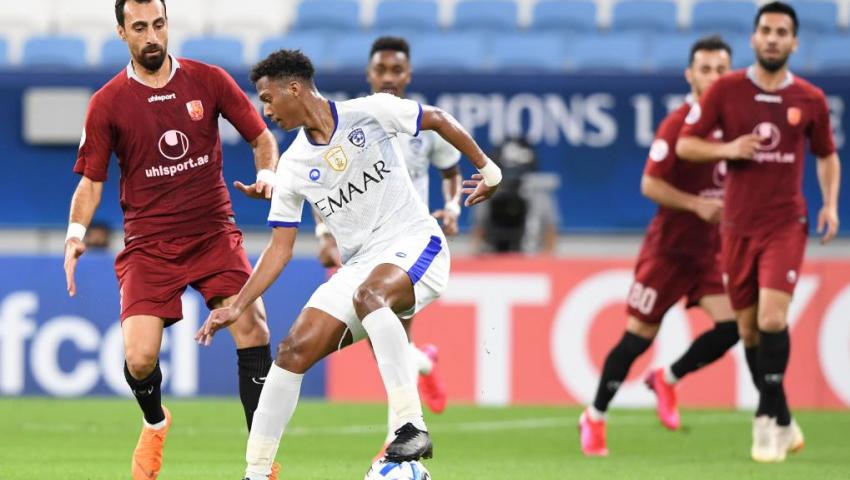 الهلال السعودي يتغلب على «كورونا» ويتأهل رسميًا لدور الـ16 من دوري أبطال آسيا