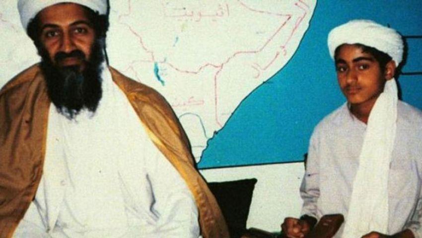 رسائل ترامب من إعلان مقتل حمزة بن لادن