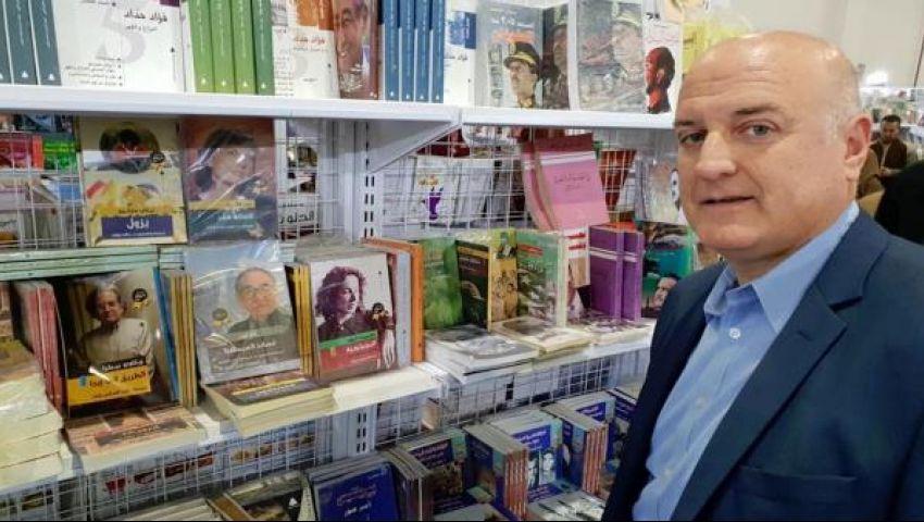 زيارة السفير الإسرائيلي لمعرض الكتاب تشغل  الغضب.. وتاريخ من رفض «التطبيع»
