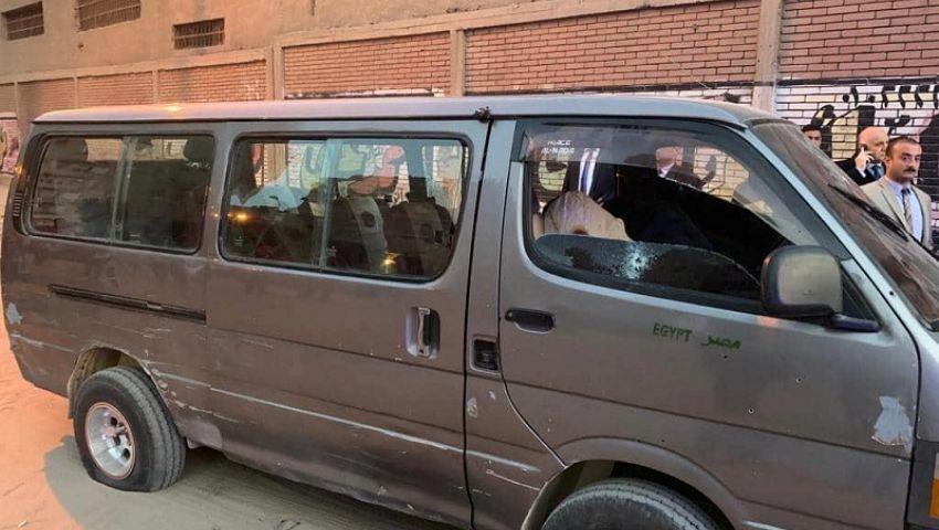 بالصور  تفاصيل استشهاد ضابط شرطة في هجوم مسلح بالنزهة الجديدة