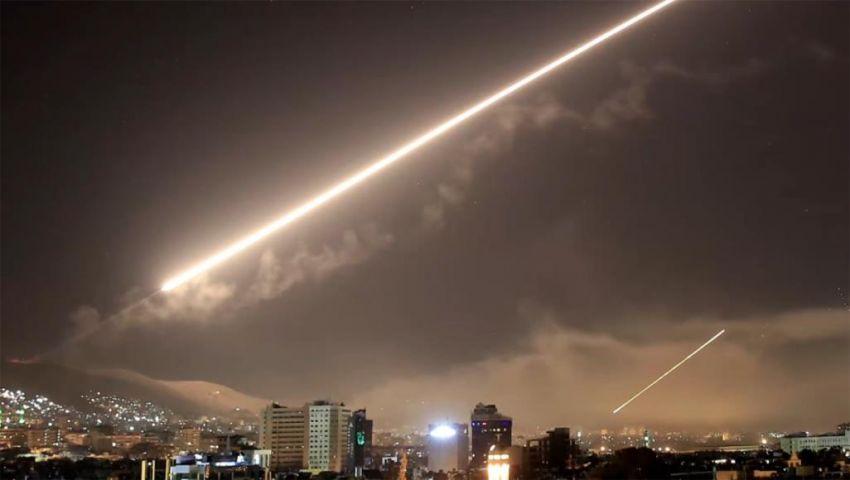الاحتلال يوضّح تفاصيل «قصف سوريا».. عملية استخباراتية وهجوم فاشل