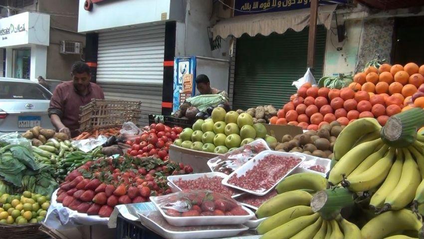 أسعار الخضار والفاكهة اليوم في سوق العبور السبت 25-3-2017