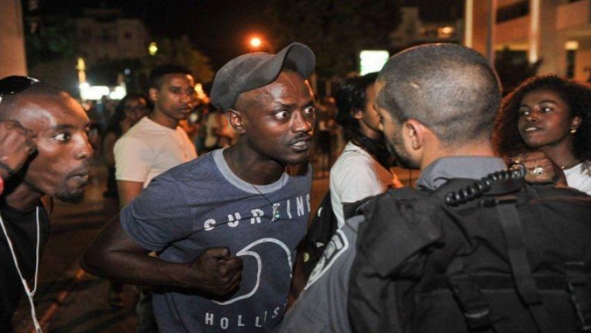 صور وفيديو: بعد تظاهراتهم بسبب العنصرية.. هل يقود «يهود الفلاشا» ربيعًا عبريًا في إسرائيل؟