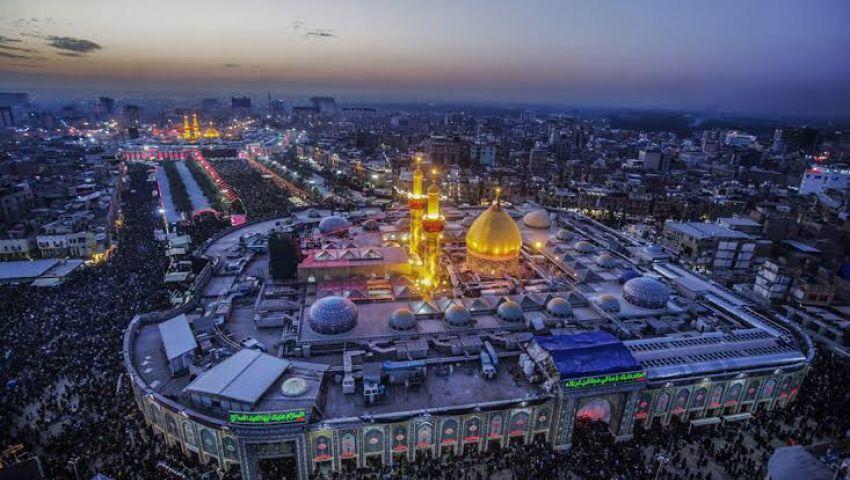 إيران توقف الرحلات إلى العتبات المُقدسة بالعراق
