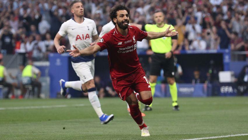فيديو وصور: حلم صلاح يتحقق.. ليفربول يعتلى عرش دورى أبطال أوروبا