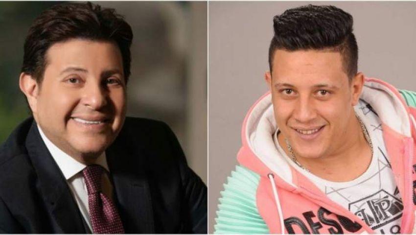 فيديو| اقتحام وحبس واعتذار.. القصة الكاملة لأزمة حمو بيكا وهاني شاكر