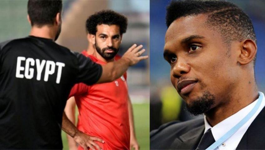 إيتو: لهذا السبب محمد صلاح لن يفوز بالكرة الذهبية