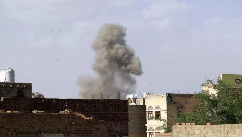 بعد استهدافهم خطوط النفط السعودية.. التحالف يكثف القصف على الحوثيين