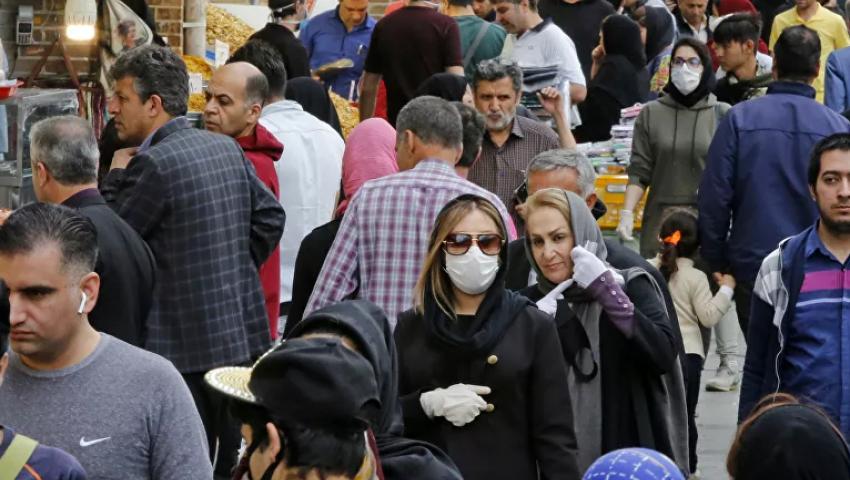 «الموتى بالجملة».. حصيلة جديدة لضحايا كورونا في إيران
