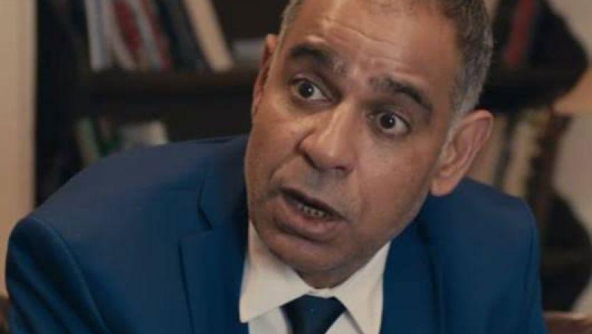محمود البزاوي ناعيا هيثم أحمد زكي: الوحدة وقت الموت أصعب