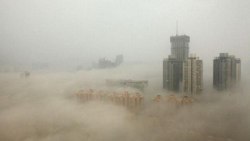 فيديو  إغلاق 437 مدرسة في بانكوك.. الضباب الدخاني السام يجتاح تايلاند