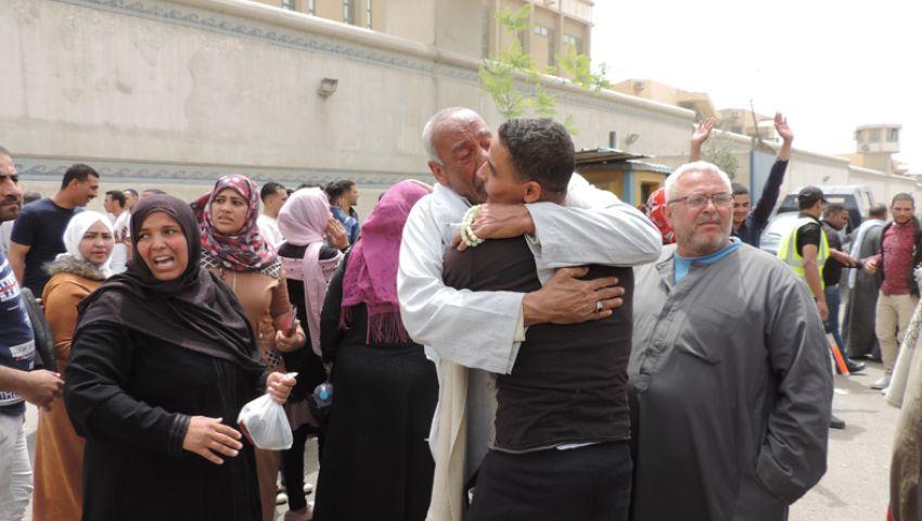 «الداخلية» تفرج عن 399 سجينا بمناسبة انتصارات 6 أكتوبر