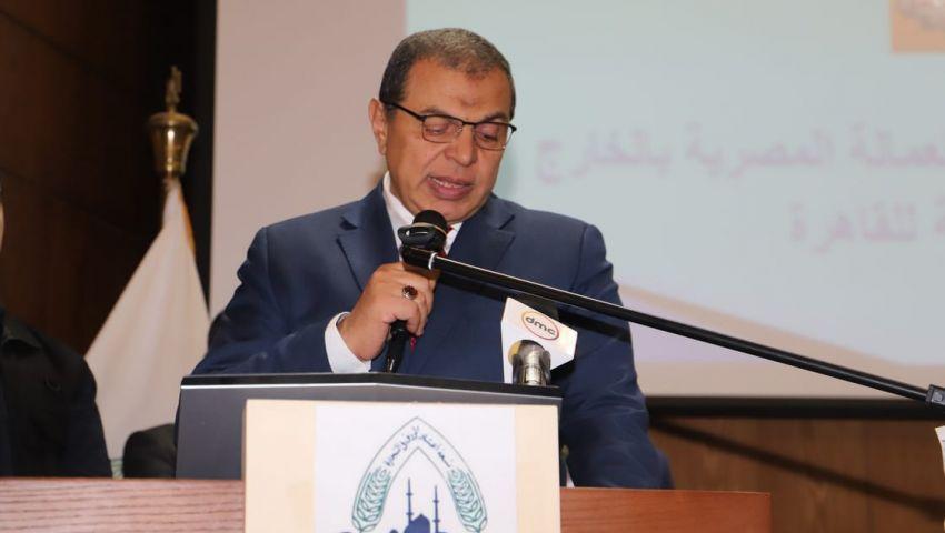 «سعفان» يوجه شركات إلحاق العمالة بفتح أسواق عمل عربيًا وإفريقيًا وعالميًا