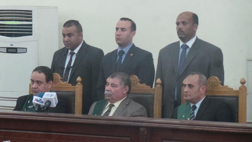 تأجيل محاكمة67 متهما في اغتيال النائب العام للغد