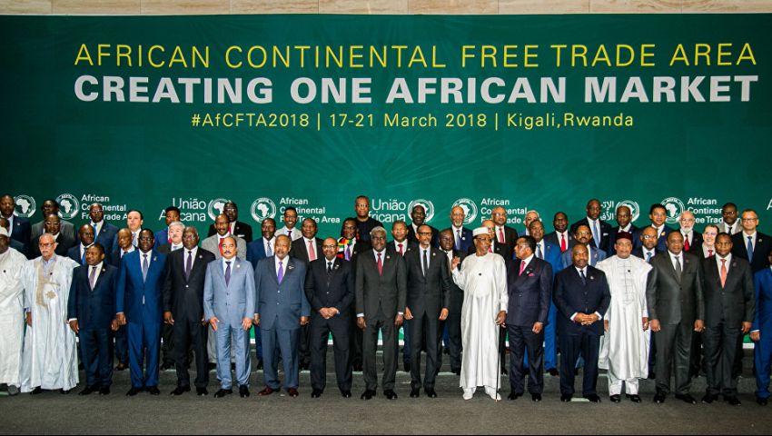 اتفاقية التجارة الحرة.. حلم السوق المشتركة  يغير وجه الاقتصاد الأفريقي (القصة الكاملة)