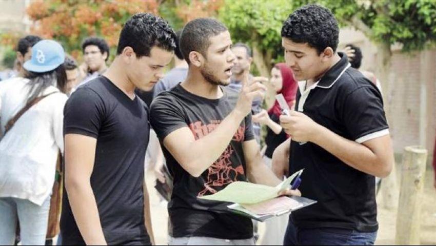 الثانوية 2019.. رصد 6 حالات غش في امتحانات 3 مواد