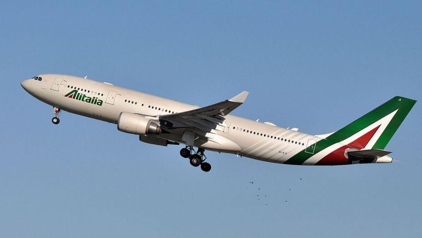 بسبب إضراب عمالي.. الخطوط الجوية الإيطالية تلغي 300 رحلة