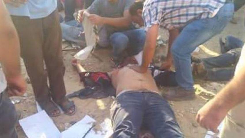 وفاة شخص وإصابة 4 آخرين في انفجار المعادي