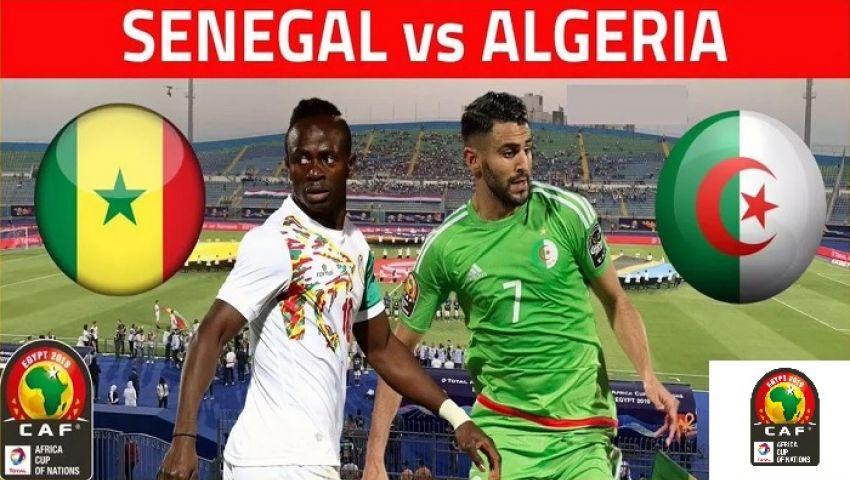 السنغال والجزائر.. قمة كروية بدرجة تحذير لمنتخب مصر