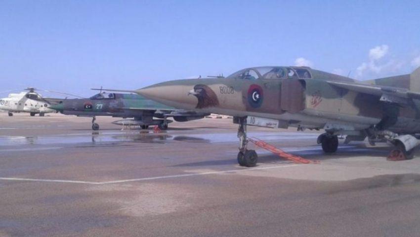 في آخر مستجدات ليبيا.. حفتر يقصف مصراتة للمرة الأولى