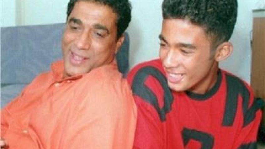 هيثم أحمد زكي على خطى والديه.. موهبة تنتهي برحيل «مشابه»
