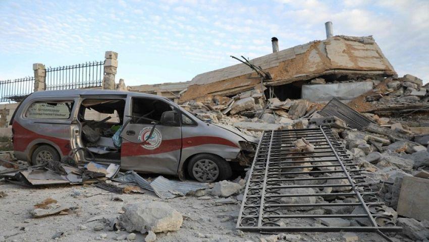 لماذا يقصف نظام الأسد المستشفيات؟ صحيفة أمريكية تجيب