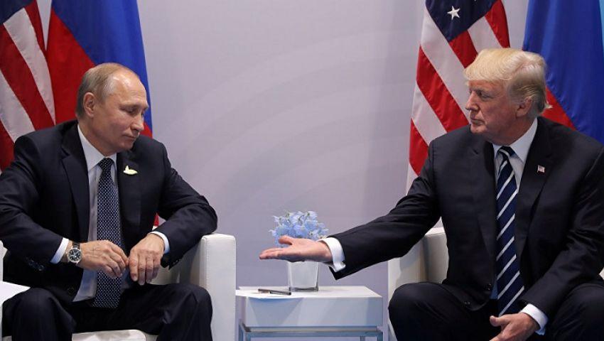 تليجراف: ترامب سلم بوتين الشرق الأوسط على طبق من ذهب
