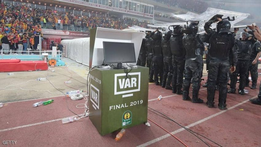 فيديو| هل يؤثر «الفار» على نتائج مباريات دور الثمانية في كأس أفريقيا؟