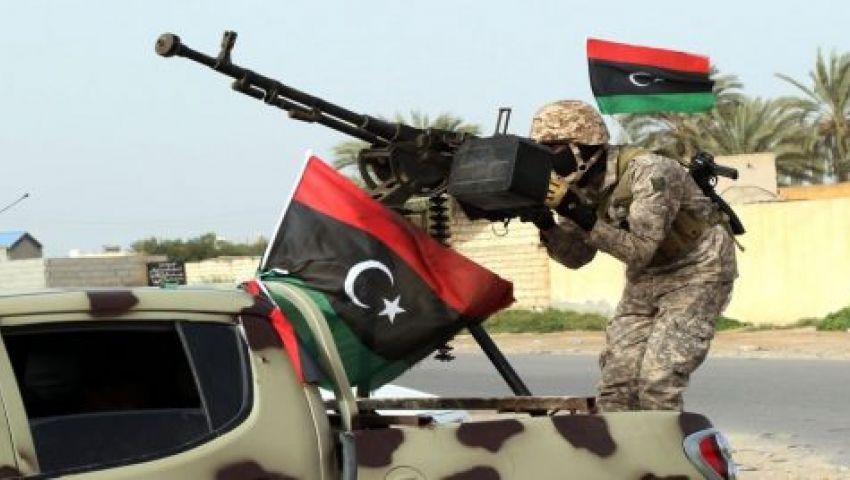 اشتباكات عنيفة جنوب طرابلس.. تعرف على آخر المستجدات بالأحياء البرية
