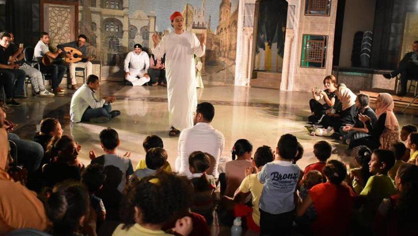 بالمجان.. «كأنك تراه» يُنير المركز الثقافي في طنطا 6 ليال