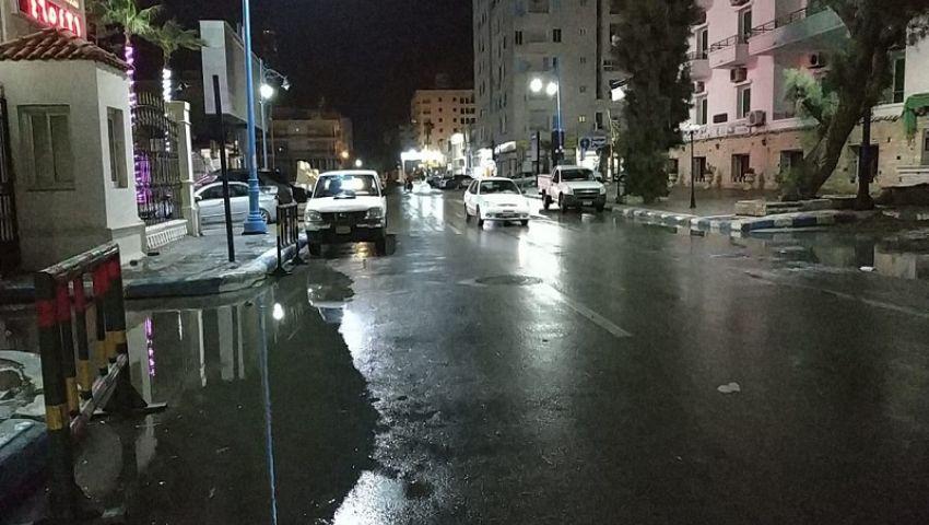 فيديو: أمطار ورياح وحرارة.. الأرصاد تعلن توقعات طقس السبت 6 أبريل