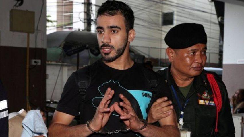 من الشهرة إلى السجن.. حكيم العريبي لاعب كرة تطارده البحرين