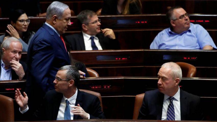 سابقة في تاريخ دولة الاحتلال.. الكنيست الإسرائيلي يحلّ نفسه ويذهب للانتخابات
