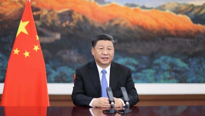 الرئيس الصيني: منفتحون على الجميع.. ونساعد الشركات على مواجهة كورونا