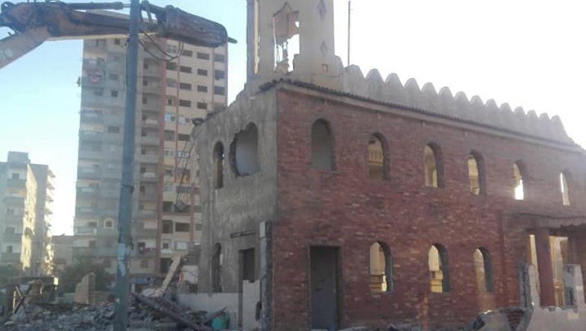 هل يجوز هدم المساجد المخالفة؟.. الأوقاف والإفتاء تجيبان