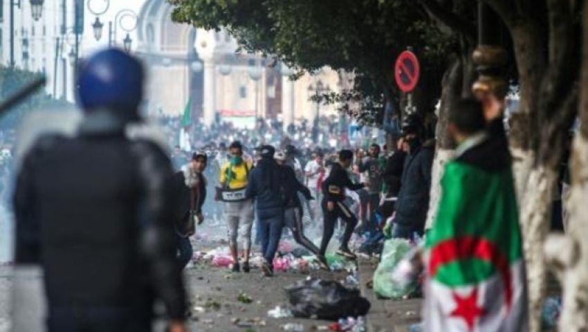 في الجزائر.. مخاوف من تشدد الشرطة تجاه المتظاهرين