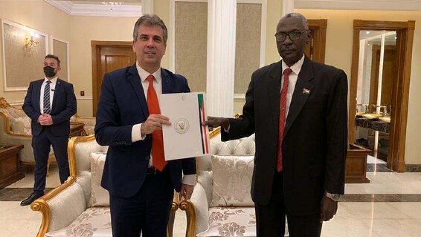 وزير إسرائيلي في السودان.. هل تستضيف الخرطوم سفارة للاحتلال قريبا؟