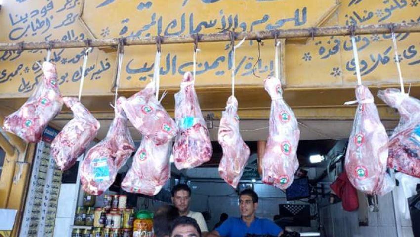 بالصور|عيد الأضحى في سيناء.. وفرة في السلع واللحوموأزمة في البوتاجاز