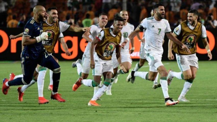 8 أرقام للجزائر بعد التتويج بأمم أفريقيا