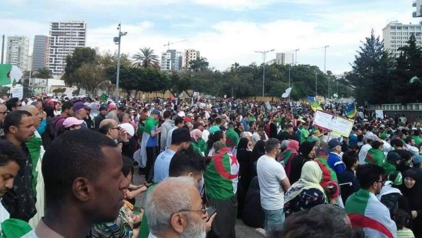 للجمعة الـ13.. تواصل الاحتجاجات في الجزائر