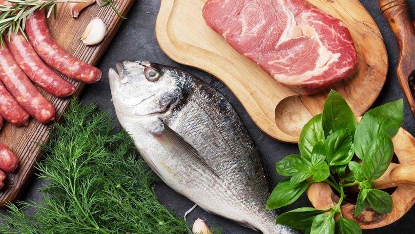 فيديو| أسعار اللحوم والأسماك اليوم الخميس 6-6-2019.. البلطي بـ 35 جنيها